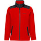 VAUDE Kids Racoon Fleece Jacket lava